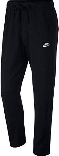 Nike Mens M Nsw Club Pant Oh Jsy Sport Trousers BlackWhite X Large