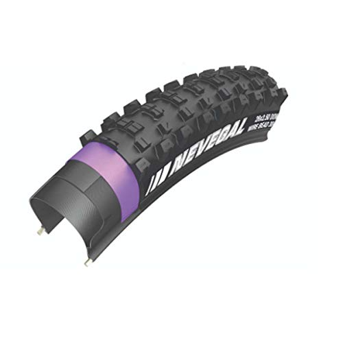 KENDA Nevegal Pro MTB Bicycle Tire - 24X2.1 (54-540), Wire Bead - 212188