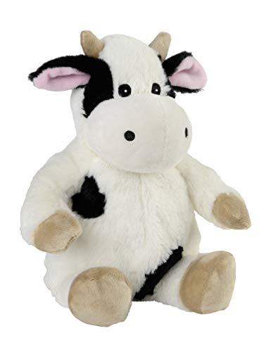 """Warmies® Wärmekissen/Stofftier""""Minis Kuh weiss"""" herausnehmbare Hirse Lavendelfüllung 20cm 280g"""