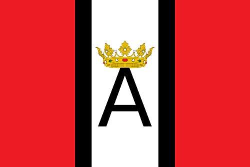 magFlags Bandera Large Azanuy-Alins-Huesca | Bandera Paisaje | 1.35m² | 90x150cm