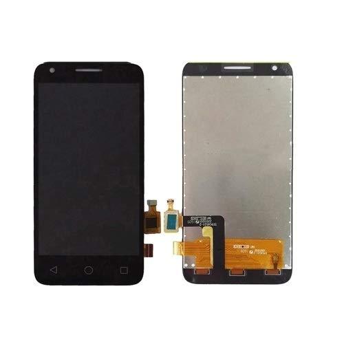 CHEJHUA Pantalla-LCD y digitalizador Asamblea Completa for Alcatel One Touch Pixi 3 4.5/4027 (Negro) HD (Color : Black)