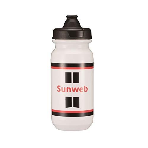 Giant Borraccia Bici Ciclismo SUNWEB 600 CC ml Bianca Rossa Team PRO Bike Bottle