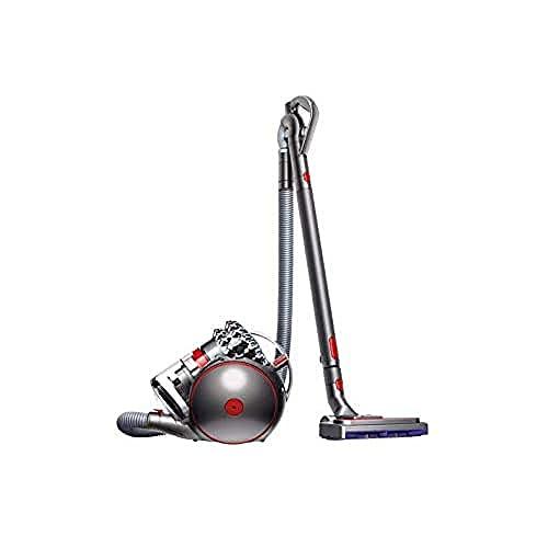 Dyson Cinetic Big Ball Animalpro 2 beutelloser Staubsauger | Inkl. pneumatischer-, Turbinen Carbonfaser-, Turbinen Tangle-free-, Treppen-Boden-Düse | Anspruchsvolle Reinigung ohne Saugkraftverlust