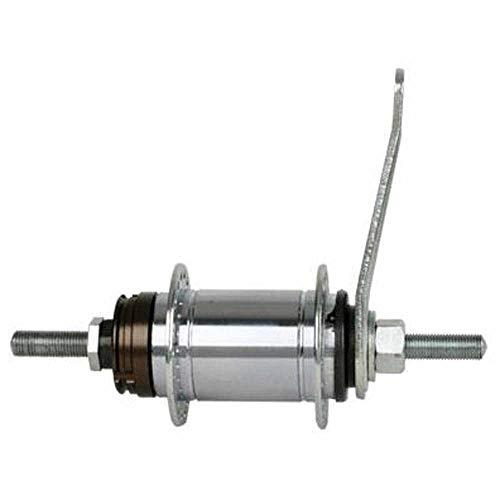 SHIMANO mozzo Freno a contropedale NexusCB-E110 36G 117/158 mm Argento