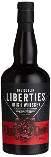 The Dublin Liberties Oak Devil Irish Whiskey Blended Whisky (1 x 0.7 l)
