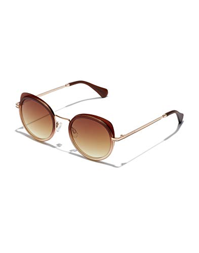 HAWKERS Milady Sunglasses, Marrón, One Size para Mujer