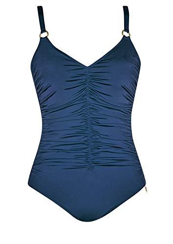 OPERA Badeanzug Mystery Lady Cup D, Farbe blau, Größe 40