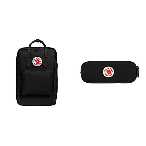 Fjällräven Unisex Rucksack Kånken, black, 43 x 30 x 18 cm, 20 liter, F27173-550 Kånken Pen Case Wallets And Small Bags, Black, OneSize