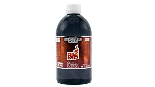 Base para liquido de cigarrillo electronico OIL4VAP 500ml SIN NICOTIINA 30% propilenglicol 70% glicerina