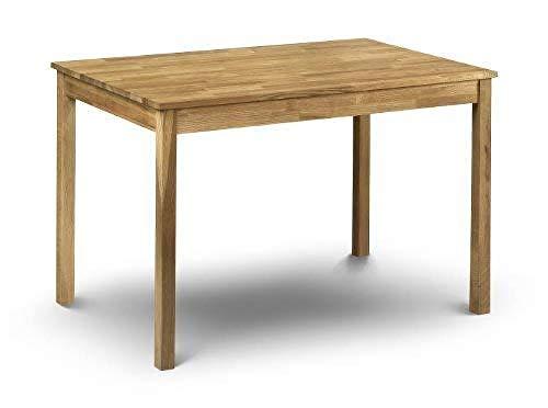 Julian Bowen Coxmoor Dining Table, Oak