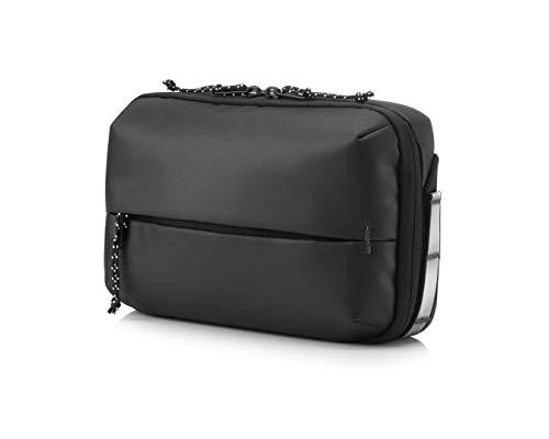 HP Sports Pouch Zubehörtasche (wasserabweisend, Elektronik Organizer, Kabeltasche, Etui, Zubehör, Schutzhülle) schwarz