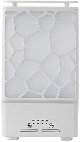 QOHG Incienso Quemador Moderno Minimalista Creativo Oficina Oficina Mute aromaterapia lámpara Mini aromaterapia humidificador