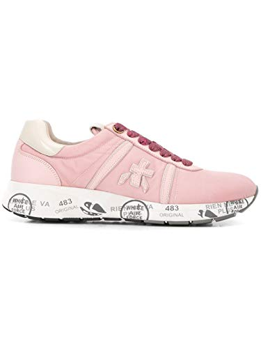 PREMIATA Luxury Fashion Damen MATTEWD3878 Rosa Sneakers | Herbst Winter 19