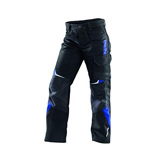 KÜBLER Workwear KÜBLER Pulsschlag Kinderhose schwarz, Größe 134-140, Herren-KÜBLER Kidz Kinderhose aus Mischgewebe, leichte Kinderhose