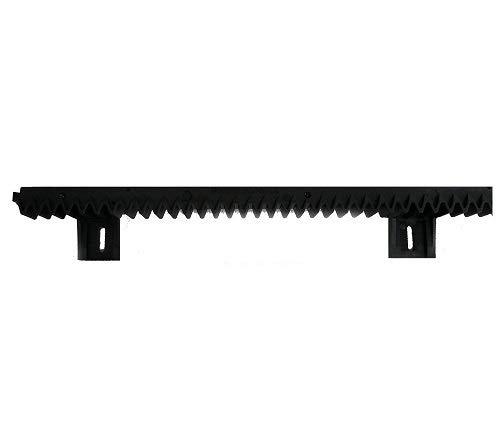 Faac - Cremallera de nailon 30 x 20 para puerta corredera 490333 original (1 metro): Amazon.es: Bricolaje y herramientas