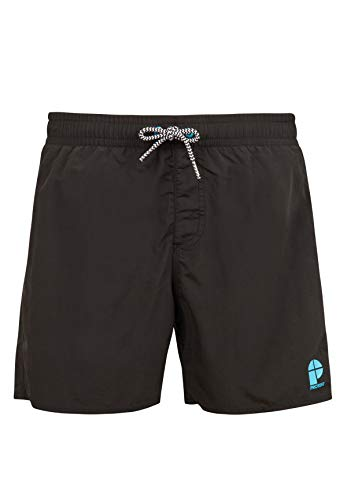 Protest Culture JR Jungs Badeshort True Black 164