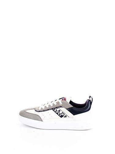 Napapijri Footwear NP0A4FKE BARK Sneakers Herren White 44