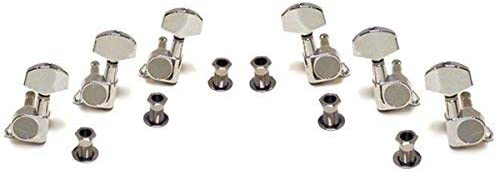Genuine Fender overseas Chrome Tuning Machines Fresno Mall for FR-48 Steel Res