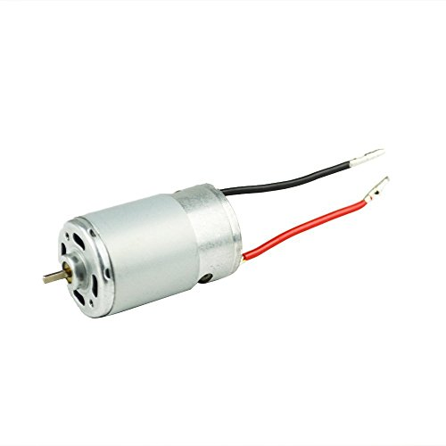 FullFunRC 550 Brushed 15T High Torque Motor for Traxxas HPI Tamiya Redcat Vrx 1/10 RC Buggy, Truck, Short Course Truck