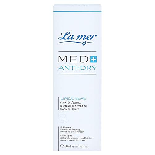 La mer Med + Anti Dry Lipidcreme 50 ml ohne Parfum