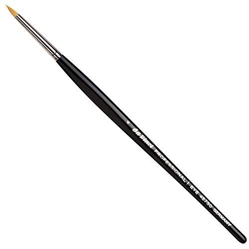 da Vinci Cosmetics Professional Series 45750 Size 4 - Eyeliner Brush -...