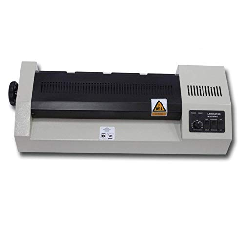 Never Ending Hot & Cold A3 Size Fully Automatic Lamination/Laminating Machine with Hot & Cold Lamination (Photos ID,I-Card,Document,Certificate)