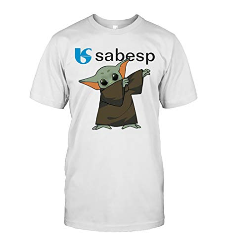 Dabbing Bäbÿ Yödä Mask Sabesp Logo Cörönävïrüs T-Shirt Birthday Gift for Mens, Womens, Kids