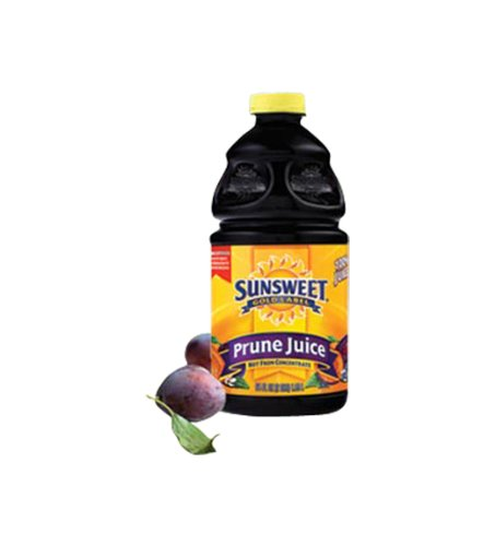 Sunsweet Juice Sunsweet Prun, 5.5-Ounce Canisters (Pack of 48)