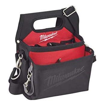Milwaukee Electric Tool 48-22-8112 Bolsa de Trabajo para electricistas, Rojo/Negro: Amazon.es: Bricolaje y herramientas