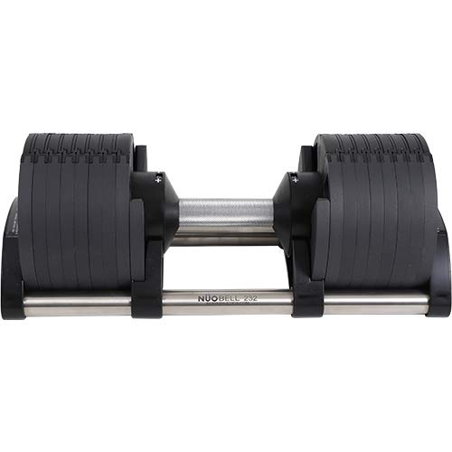 [フレックスベル] アジャスタブルダンベル 新型2kg刻み NUO ADJUSTABLE DUMBBELL increment edition 32KG NUO-FLEX32