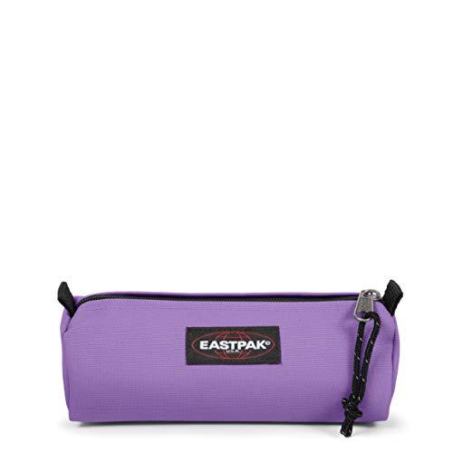 Eastpak Benchmark Single Estuche, 21 cm, Petunia Purple (Morada)