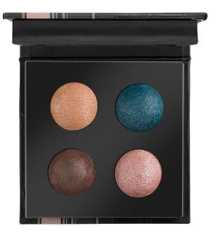 Catrice Cosmetics Limited Edition Check & Tweed Quattro Baked Eyeshadow Nr. C02 Town Of Crown Farbe:...
