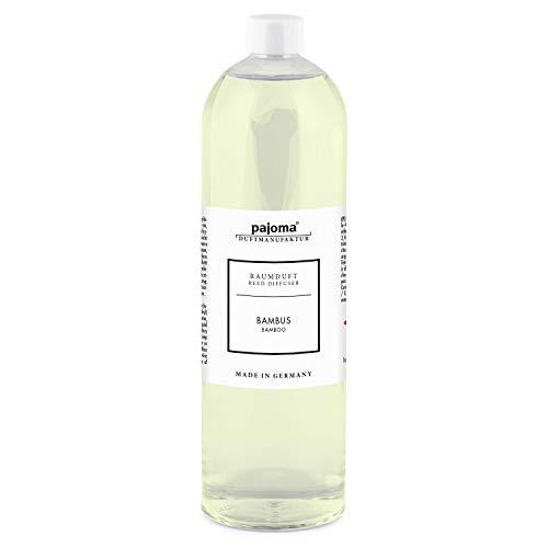 Raumduft Nachfüllflasche Bambus, 1er Pack (1 x 1000 ml) von pajoma