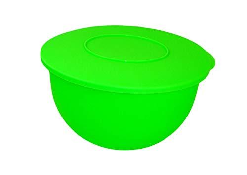 TUPPERWARE Junge Welle Schüssel 7,5 L NEON grün Servierschüssel Servieren 17246