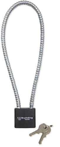 BULLDOG SECURITY Confezione Singola Chiave Cavo Trigger Lock W/Key