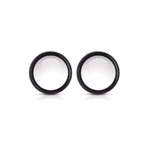 GoPro Protective Lens - Pack de Accesorios para cámaras Digitales GoPro Hero3/3+, Negro