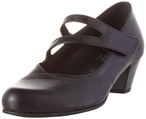 Gabor Shoes Damen Comfort Basic Pumps, Schwarz (Schwarz 57), 42 EU
