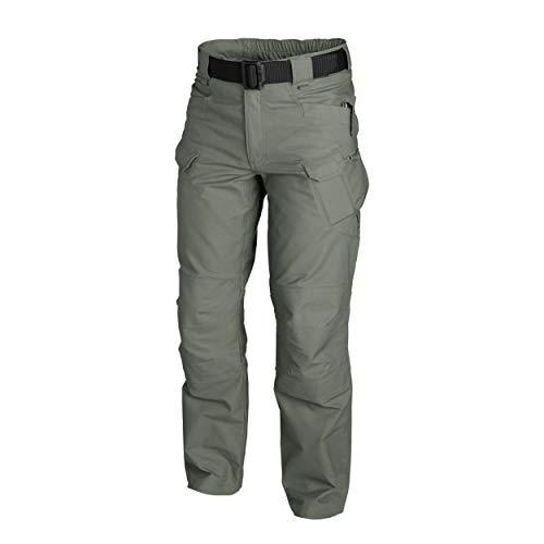 Helikon-Tex Urban Tactical Pantalon fonctionnel en polycoton Ripstop Olive Drab XXL vert