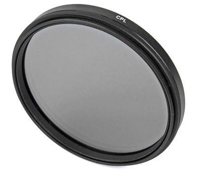 CPL Digital Zirkular Polfilter 77mm - Circular Pol Filter - CPL-Filter -