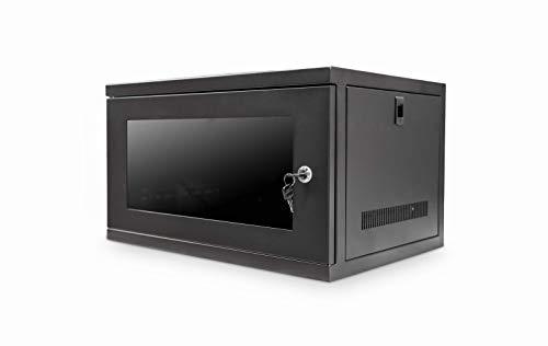 Dynamode EcoNet 6U Rackmount Server Case - Black