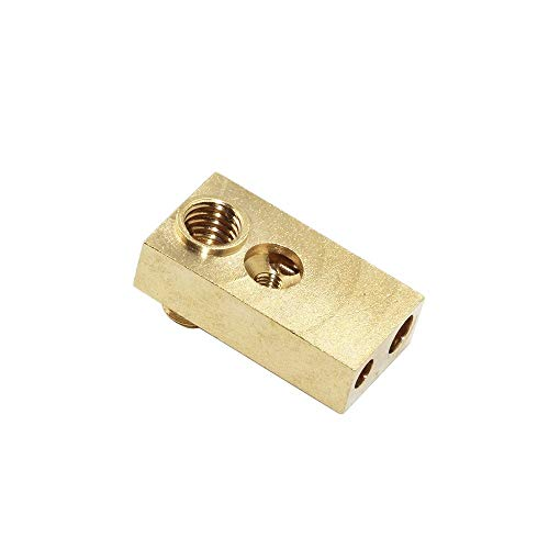 XIAOMINDIAN 1Pcs for Ultimaker 2 UM2 Extended Heater Hotend 1.75mm 3.0mm Printer Parts (Size : 1.75mm)