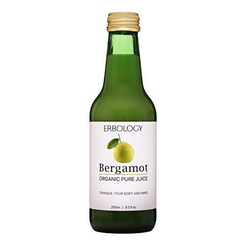 Bio Bergamotte Saft 250ml - 100% Bergamotte - Ungefiltert - Gluten-frei - Nicht aus Konzentrat