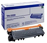 Brother TN2320 - Tóner original para las impresoras DCPL2500D,...