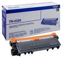 Brother Tonerkassette TN-2320 schwarz(für Brother HL-L2300D, HL-L2340DW, HL-L2360DN, HL-L2365DW, DCP-L2500D, DCP-L2520DW, DCP-L2540DN, DCP-L2560DW, MFC-L2700DN, MFC-L2700DW, MFC-L2720DW, MFC-L2740DW)