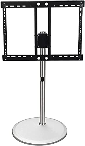 Universal TV Stand Floor-Standing Height Adjustable TV Base Stand with Wire Management for 40-85 Inch TVs Hold