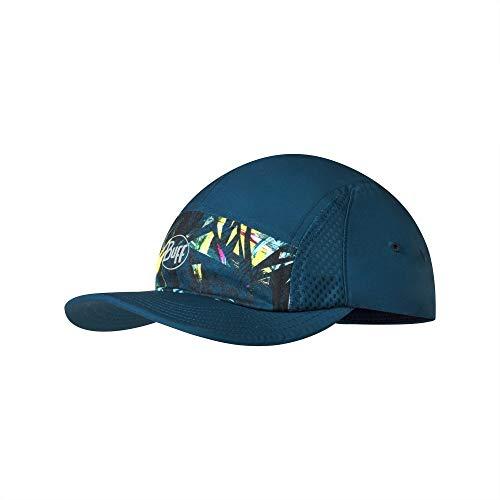 Buff Gorra de 5 paneles, color azul, talla L-XL, color...