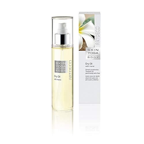 Artdeco Skin Yoga Body femme/woman, Dry Oil with monoi, 1er Pack (1 x 100 ml)