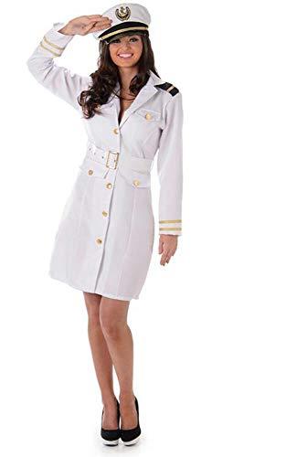 Karnival 81059 Marynarka Płeć Kobieta, Biały, Bardzo Mały