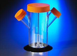 Corning 3578 Plastic Disposable List price Spinner Flask Top with Super-cheap Cap 100mm