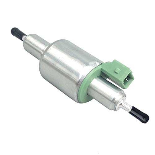 Earthily Standheizung Dosierpumpe Kraftstoffpumpe 12V / 24V 2KW bis 6KW für Webasto Eberspacher Ölkraftstoffpumpe Standheizung Pulsdosierpumpe